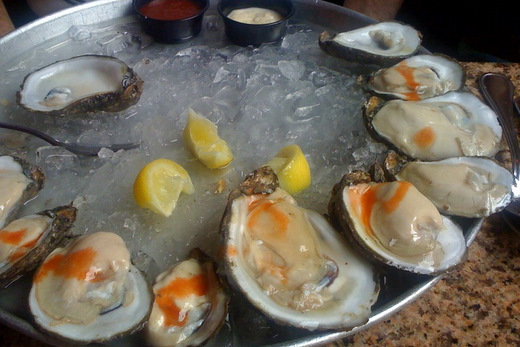 A Summer of Oysters Image